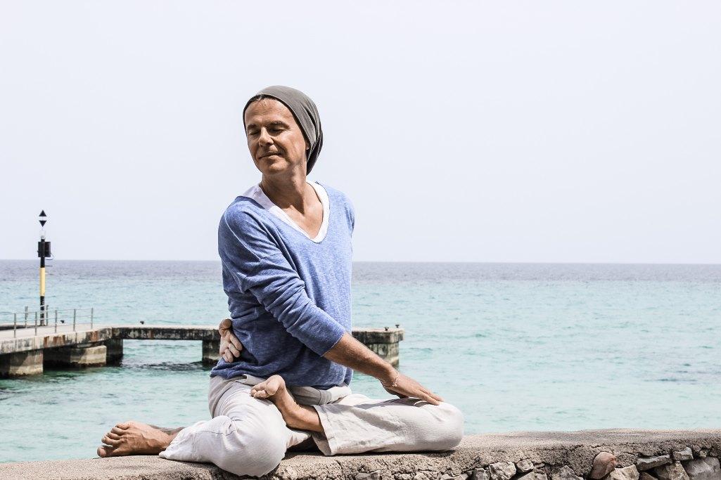 Meditation am Meer mit Stefan Geisse